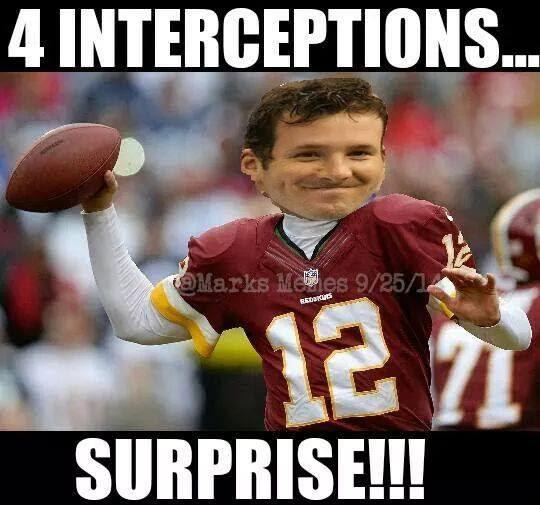 4%2Binterceptions...%2Bsurprise!!! 22 meme internet 4 interceptions surprise!!! kirk cousins,Kirk Cousins Meme