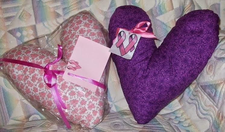 Almohadas Corazón