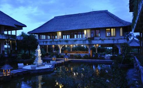 Santi Sari Restaurant Lotus Restaurant