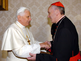 POPE BENEDICT n POPE FRANCIS