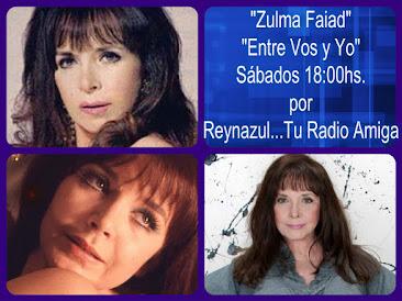 """""""Entre Vos Y Yo"""" """"Zulma Faiad""""."""