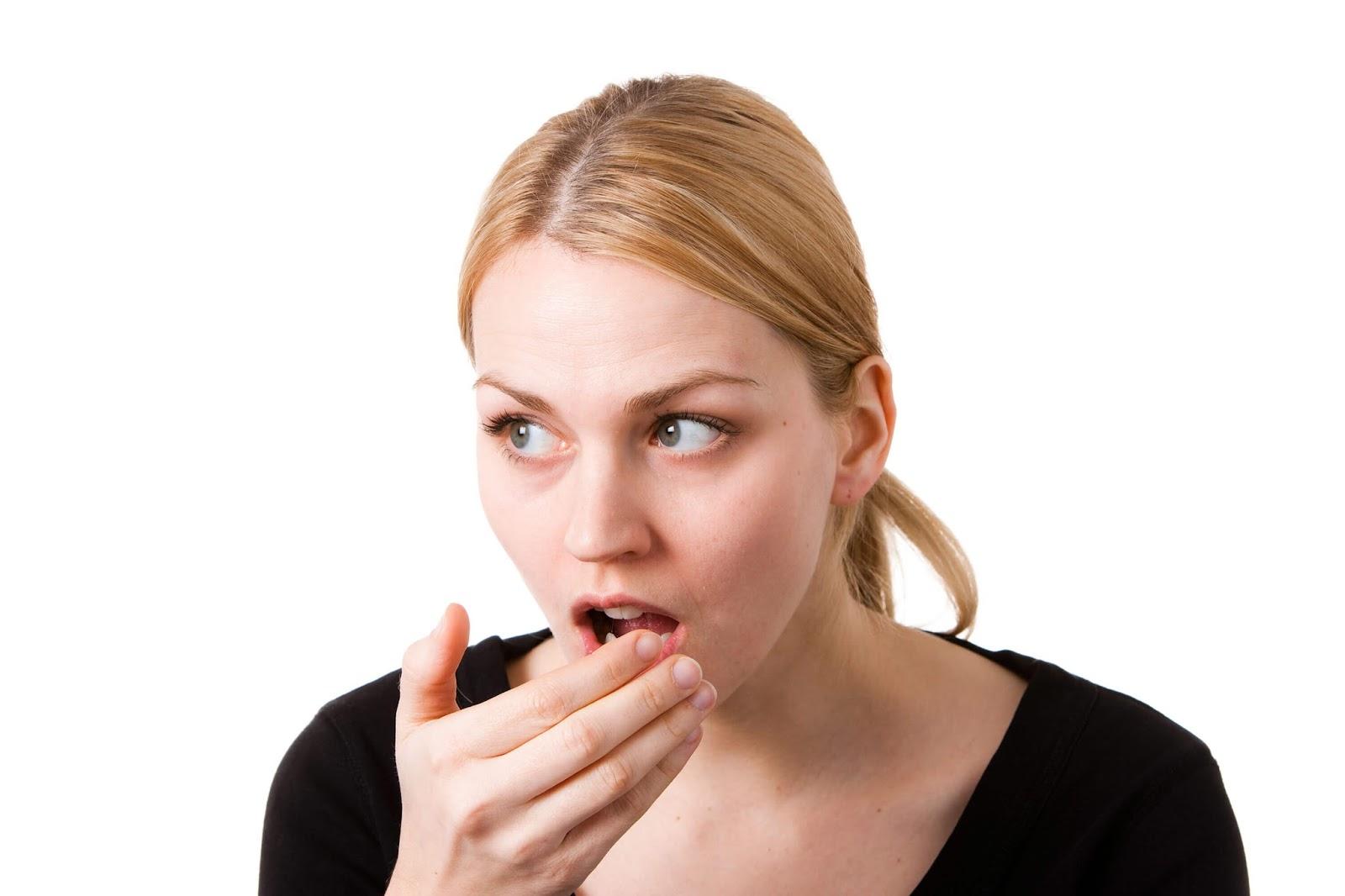 تخلصي من رائحة الفم والعرق بوصفة بيكربونات الصوديوم !