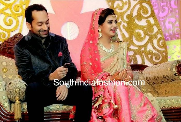 Nazriya Nazim Marriage Reception