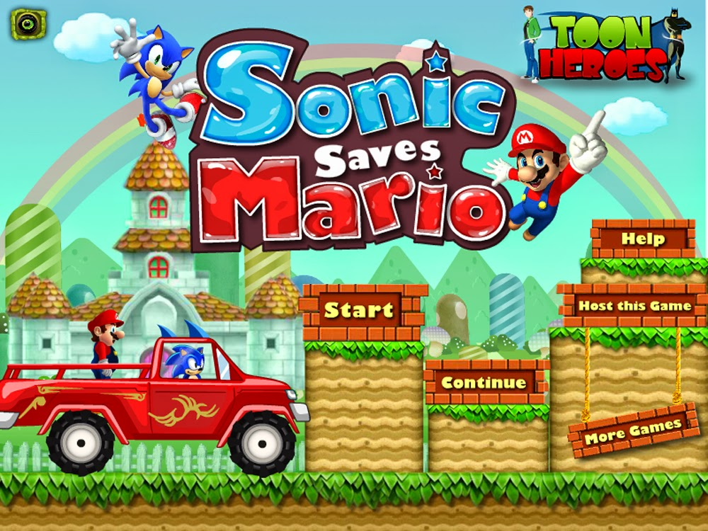 sonic 1 game online