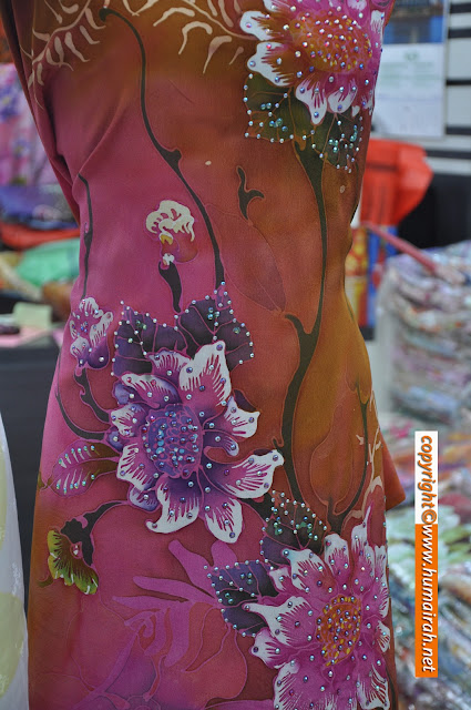Exclusive Mawar and Rose - BATIK SUTERA