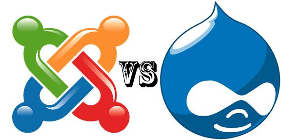 difference between drupal and joomla