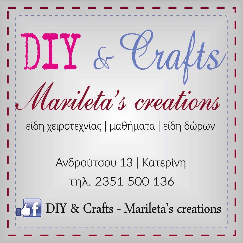 marileta's creations