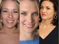 Mulheres, mulheres bonitas e poderosas.
