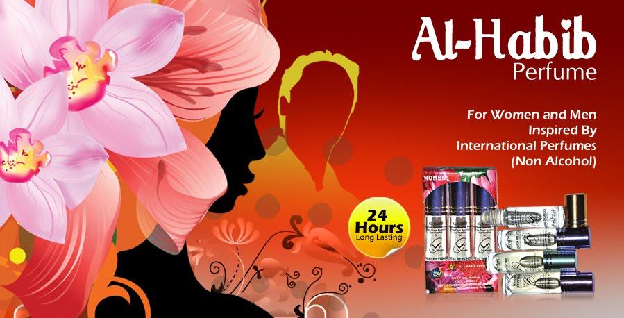 "Perfume Al-Habib "" Haruman 24 Jam"""