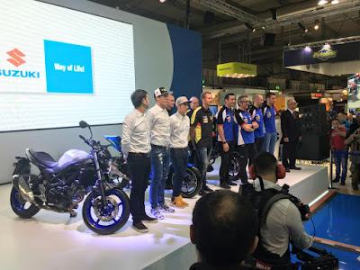 Musim Depan, Suzuki Sediakan Motor Paling Canggih untuk Aleix dan Vinales