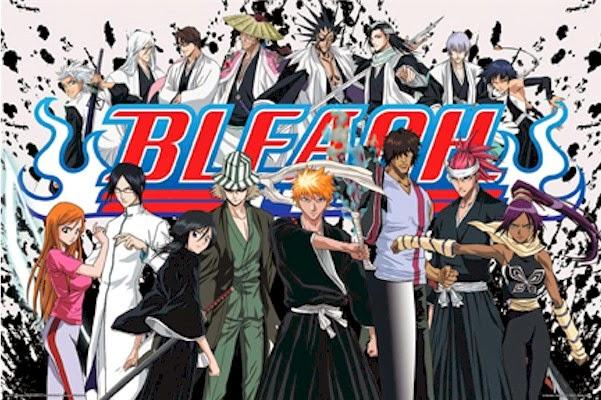 Watashi No Sekai Frases Dos Personagens De Bleach