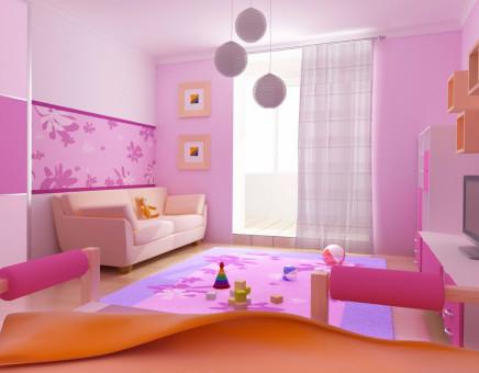 un d cor magnifique pour la chambre d 39 une fille int rieur d cor decoration interior. Black Bedroom Furniture Sets. Home Design Ideas