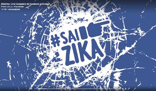 Facebook entra na guerra contra o Zika vírus