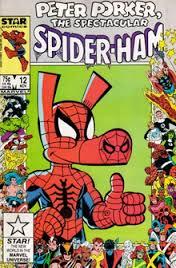 Ternyata Spiderman sudah ada sejak tahun 1983 tetapi hanya beda judul