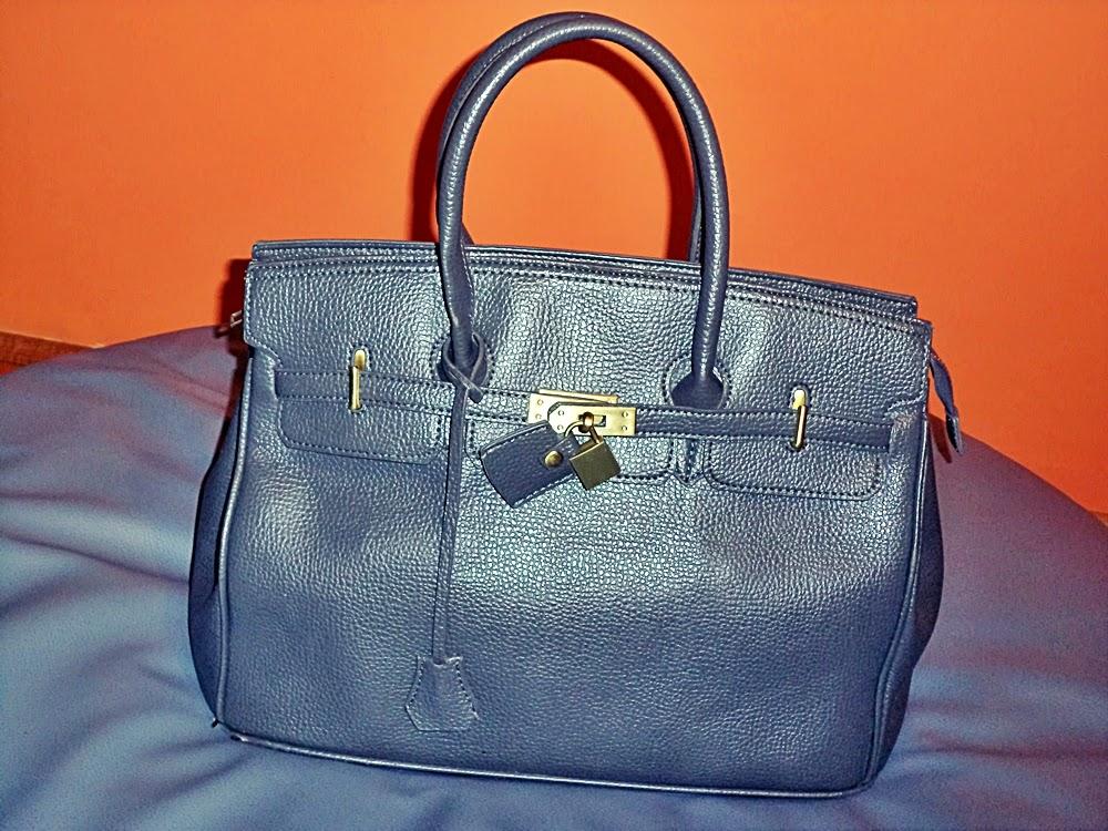torebka jak Hermes z SH