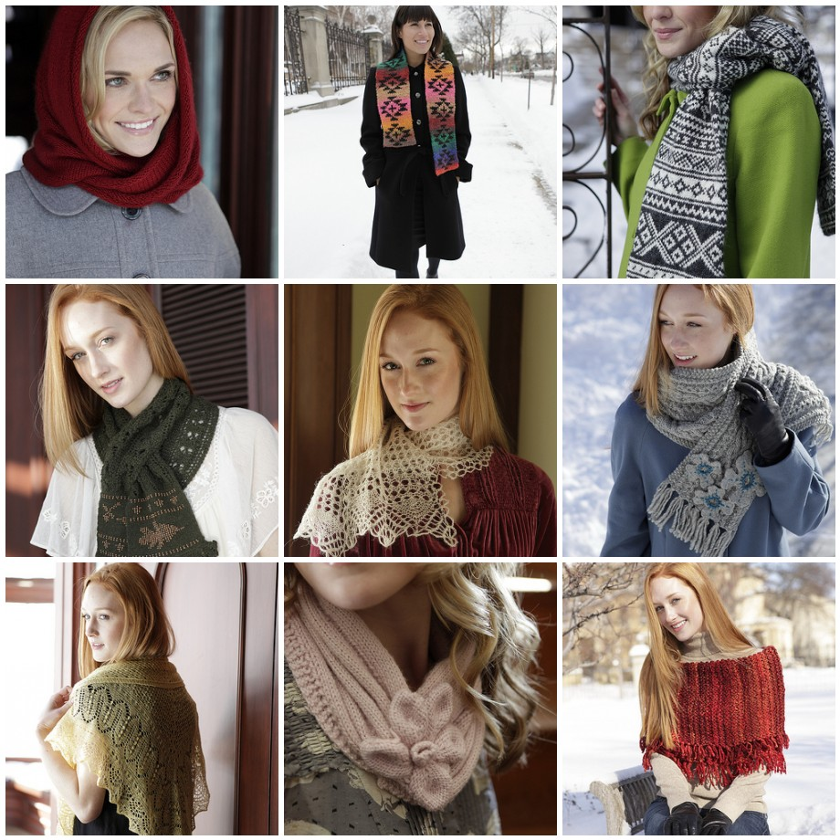 Knitting Scarves From Around The World : My friend london knitting scarves from around the world