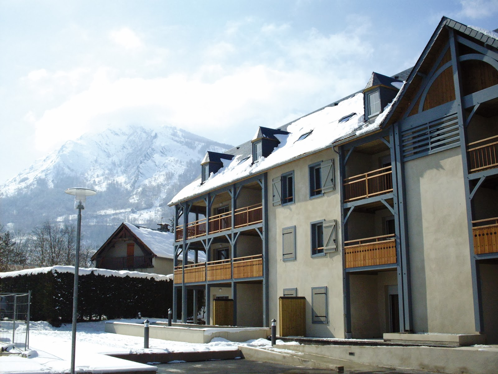 Self catered ski accommodation in Le Clos Saint-Hilaire, Saint Lary
