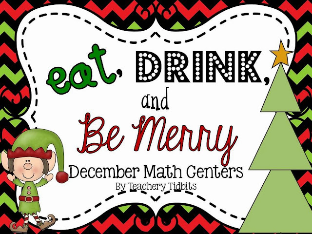 http://www.teacherspayteachers.com/Product/Eat-Drink-and-Be-Merry-Math-Centers-1014120