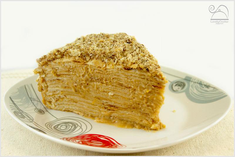 Римский торт рецепт 5