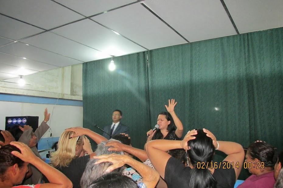 PASTOR INVITADO ESTE 16- 2 - 14 .PASTOR  CARLOS ESCOBAR