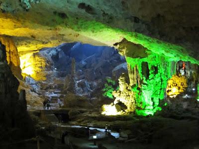Caverna Sung Sot – Vietnã
