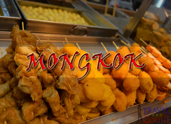 Mongkok Food Trip in Hong Kong