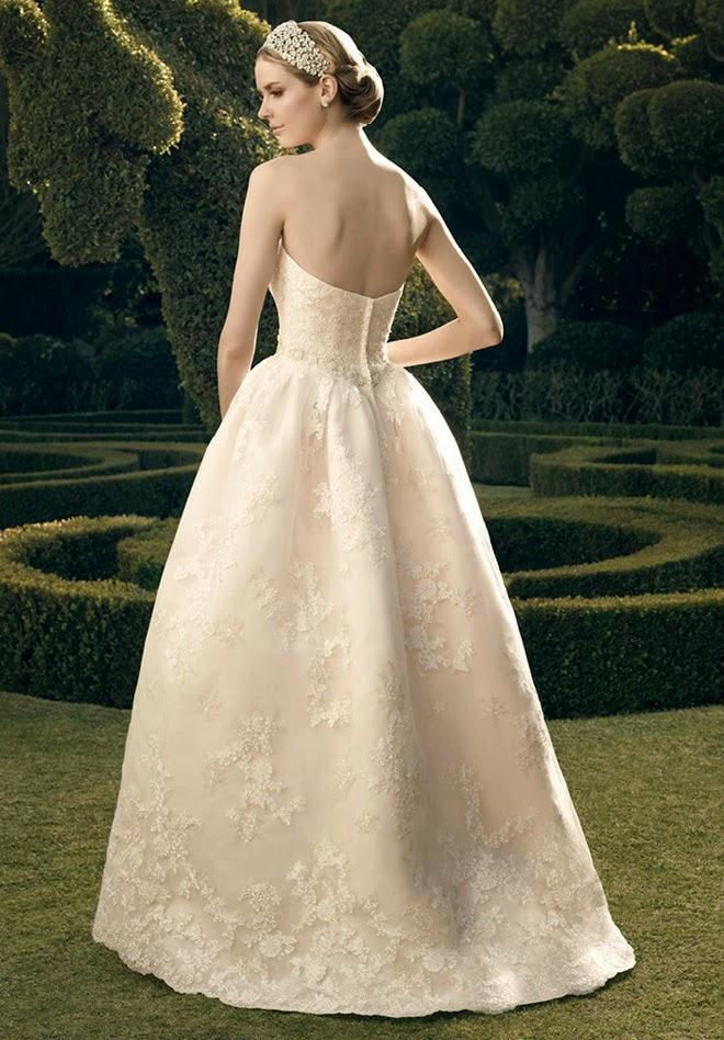 Casablanca Wedding Gown 35 Ideal