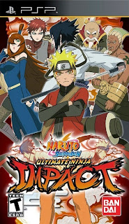 Naruto Shippuden Ultimate Ninja Impact ISO PPSSPP
