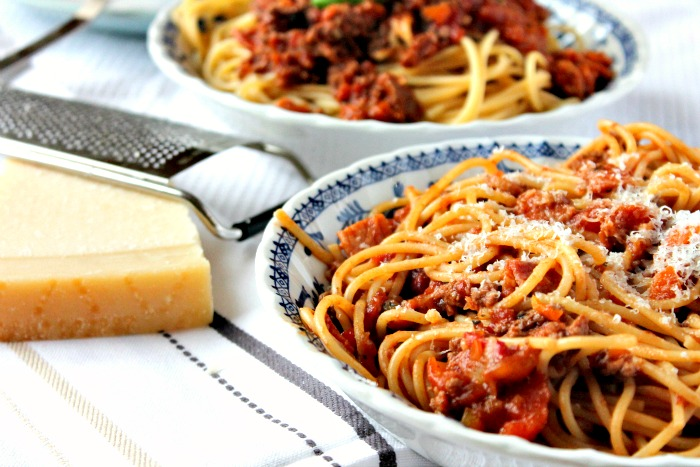 Bolognese Sauce for Pasta