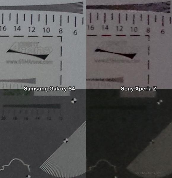 In my opinion  the Galaxy S4 wins this comparison  especially when you    Xperia Z Vs Galaxy S4 Camera