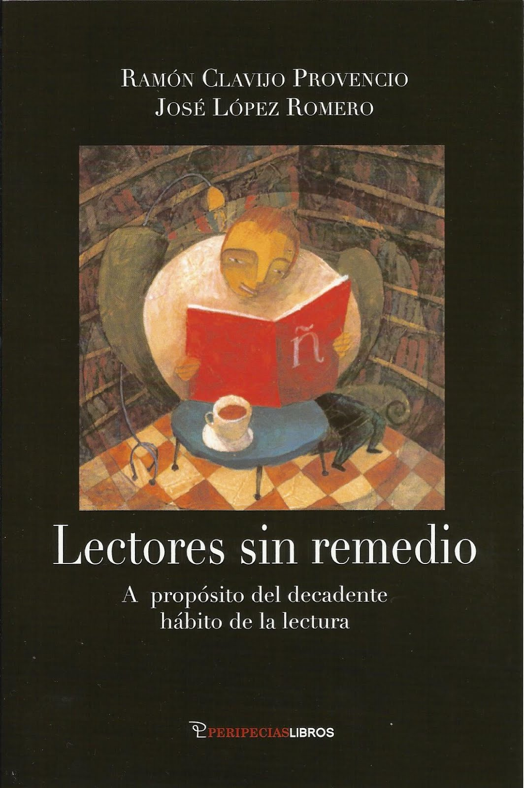 """Lectores sin remedio"" vol. 2."
