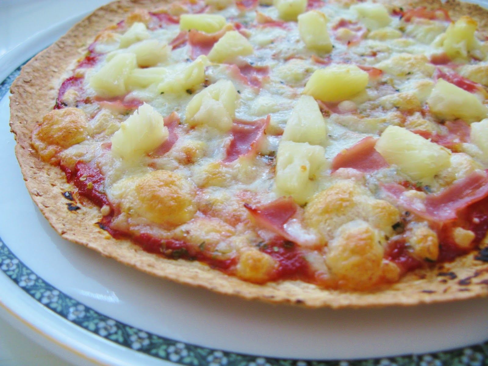 Гавайская пицца пошаговый рецепт