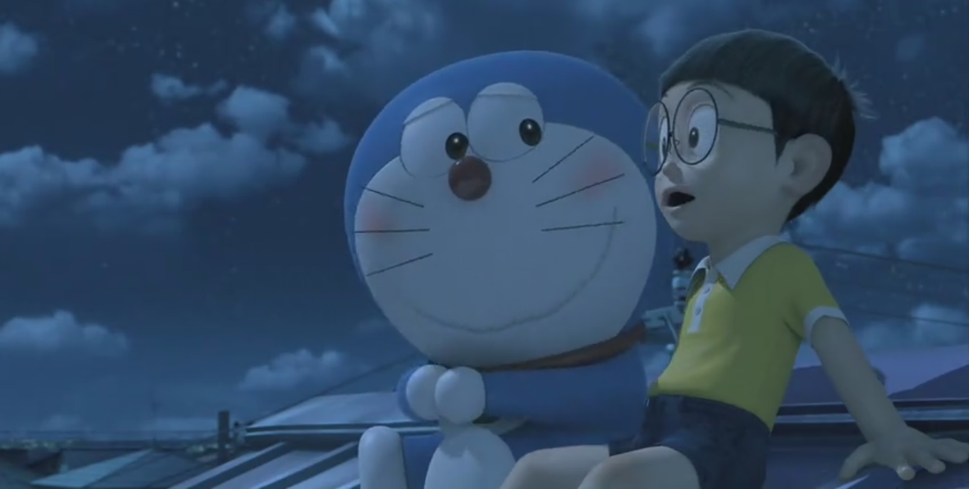 Download DORAEMON Stand By Me 2014 Sub Indonesia