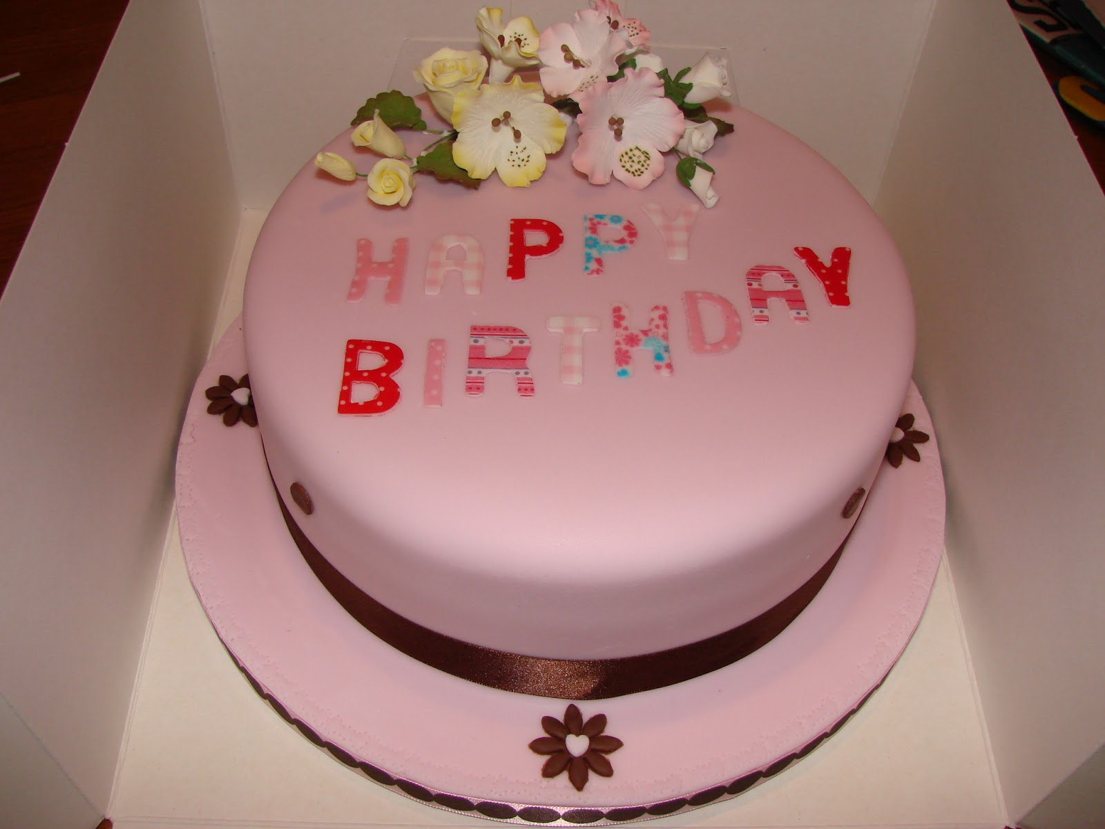 Birthday Cake Images Lady : Sweet and Fancy