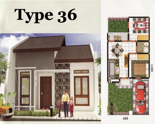 Desain Rumah Minimalis 1 Lantai Dan Denah