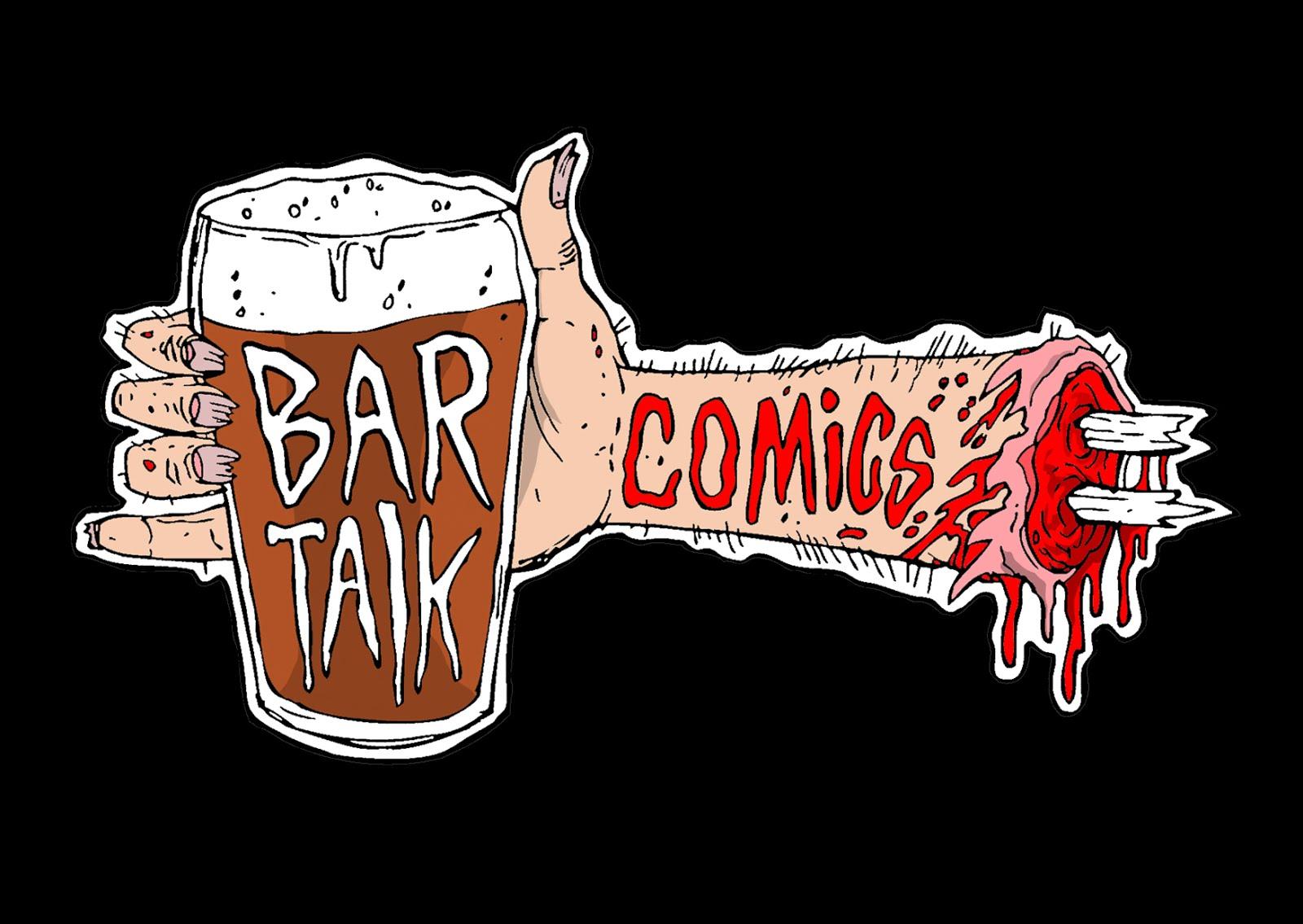 Bar Talk Comics