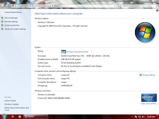 1 Windows 7 Ultimate (x86) Speed Max Edition