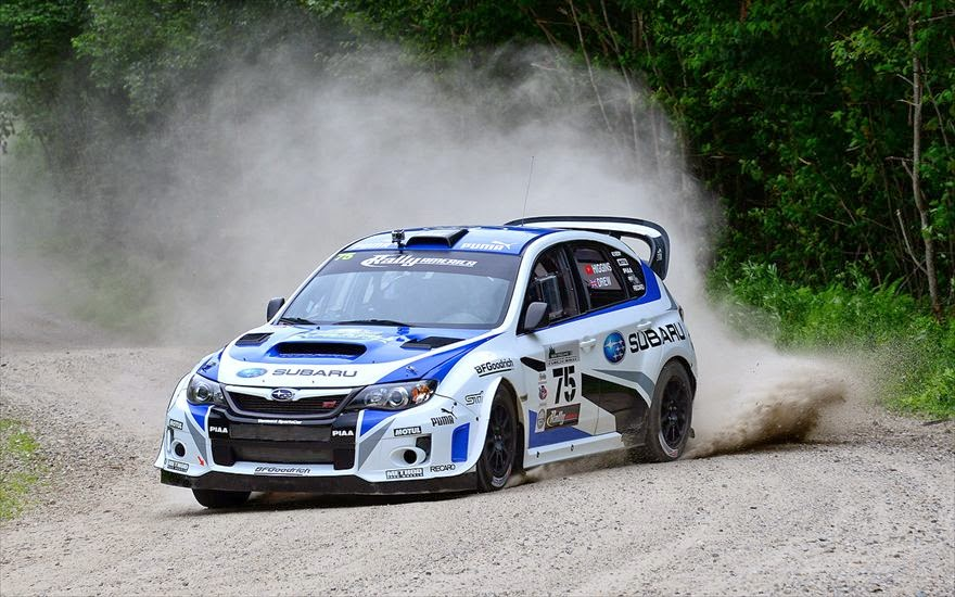 Rally Cars Broken Down: The 2015 Subaru WRX STI
