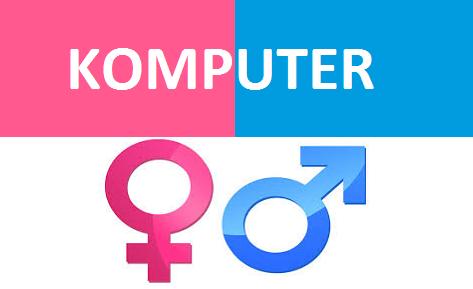 Cara Mengetahui Jenis Kelamin Komputer/PC Anda! (Pria atau Wanita)