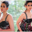 Sanjana Singh Hot Pics in Cute Dress