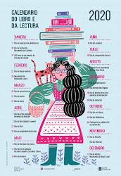 Calendario de lectura 2020