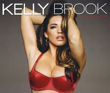 Kelly Brook Official 2015 Calendar