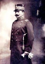 Teniente General PABLO RICCHERI (San Lorenzo 08/08/1859 – Buenos Aires 29/07/1936).