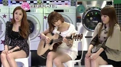 foto celana dalam artis korea di tv