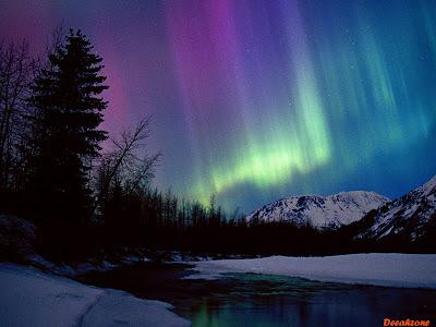 [Efek] Badai Matahari 2012 : Cahaya Aurora