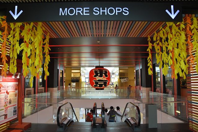 Pavillion shopping KL Japanese