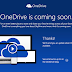 "Microsoft renamed Skydrive as ""Onedrive"""