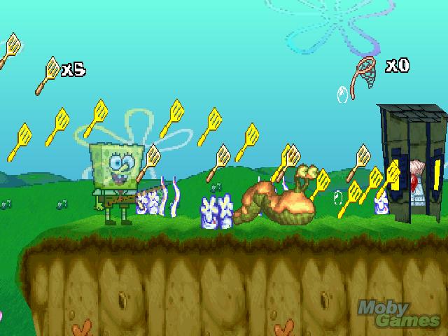 game gratis Spongebob Squarepants Supersponge