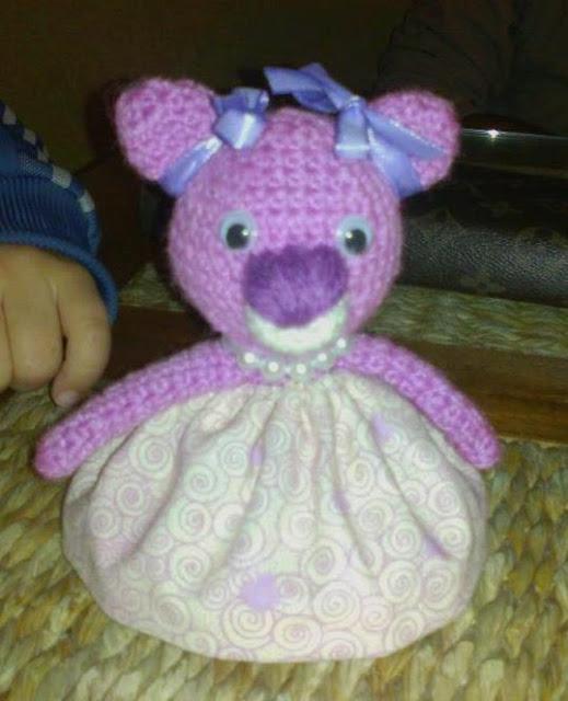 amigurumi, oso, osa, osita, ganchillo, crochet