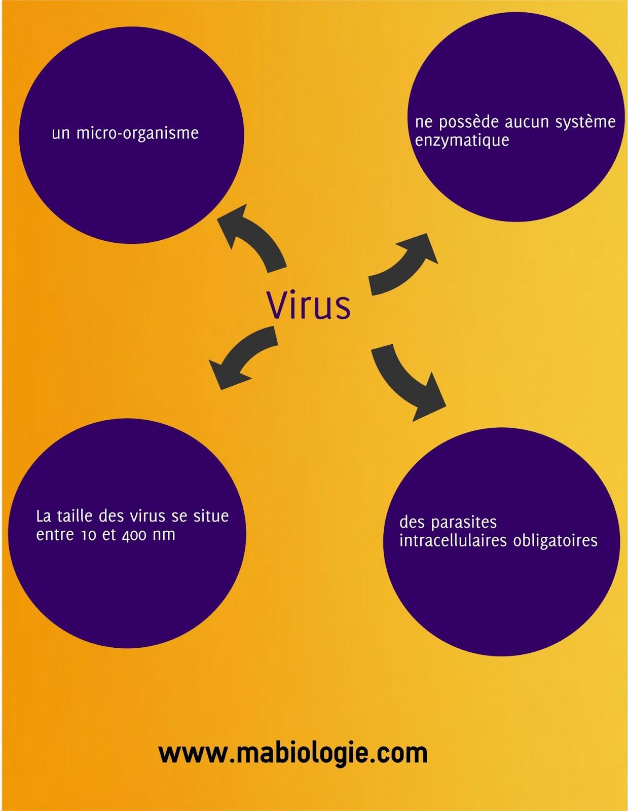 Définition virus